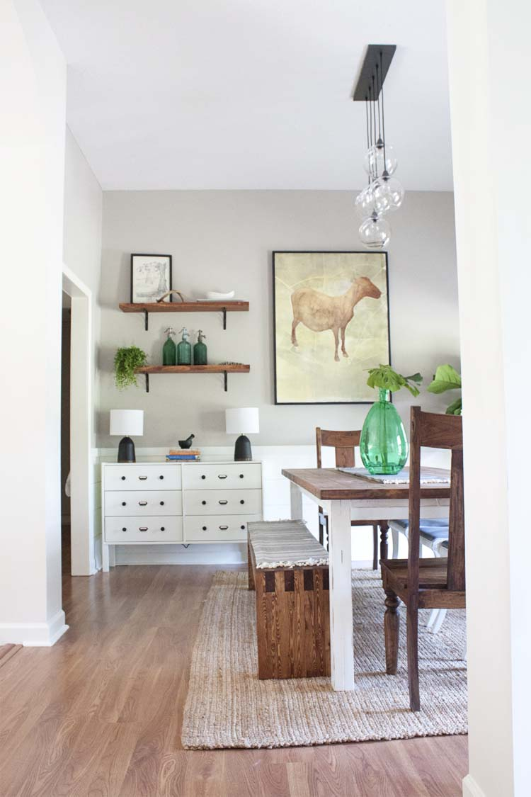 Modern-Farmhouse-Dining-Room-Makeover-Reveal 2