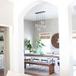 Modern Farmhouse Dining Room Makeover Reveal