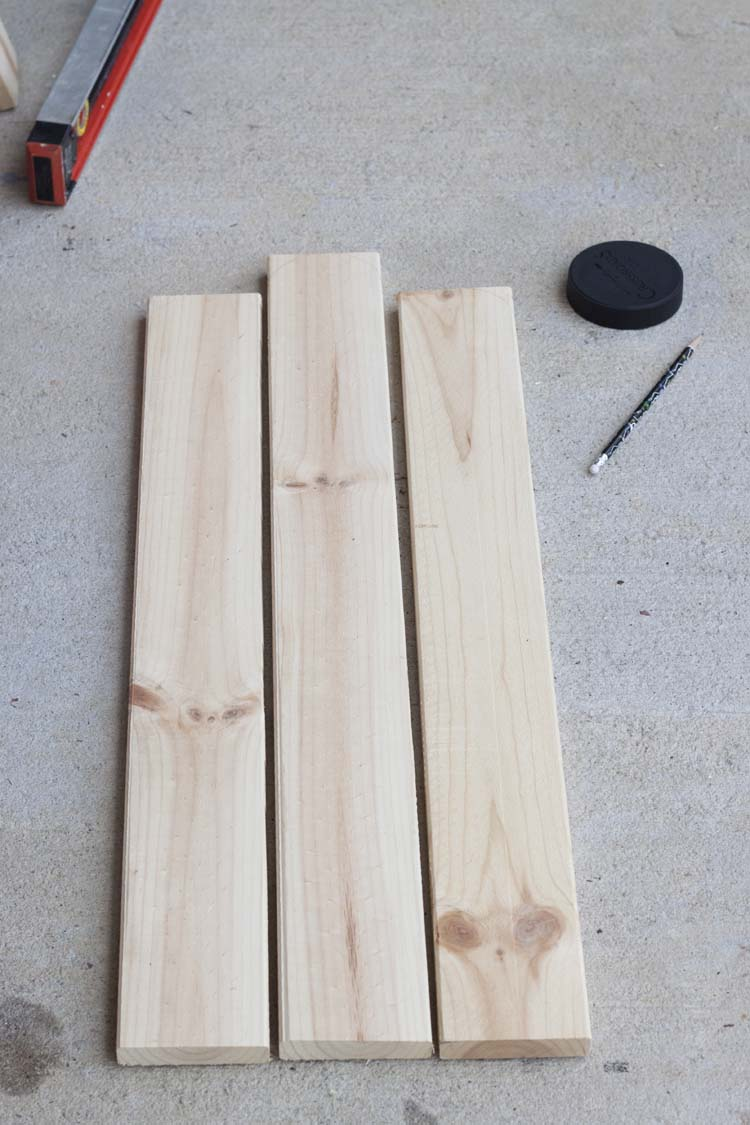 Quick & Easy DIY Sled