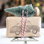 Last Minute DIY Gift Idea | FREE Printable Gift Wrap