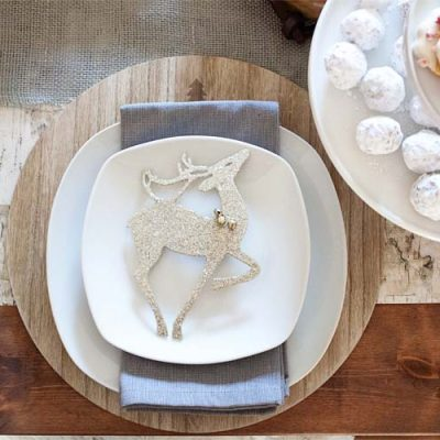 Scandinavian Winter Wonderland Party Ideas