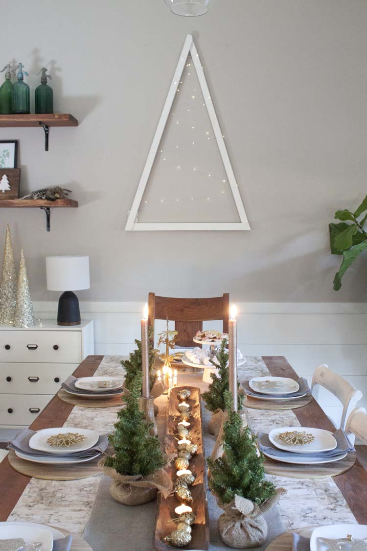Scandinavian Winter Wonderland Party Ideas | Southern Revivals
