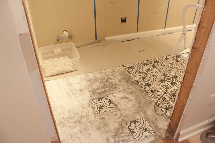 What Not To Do When Laying Tile