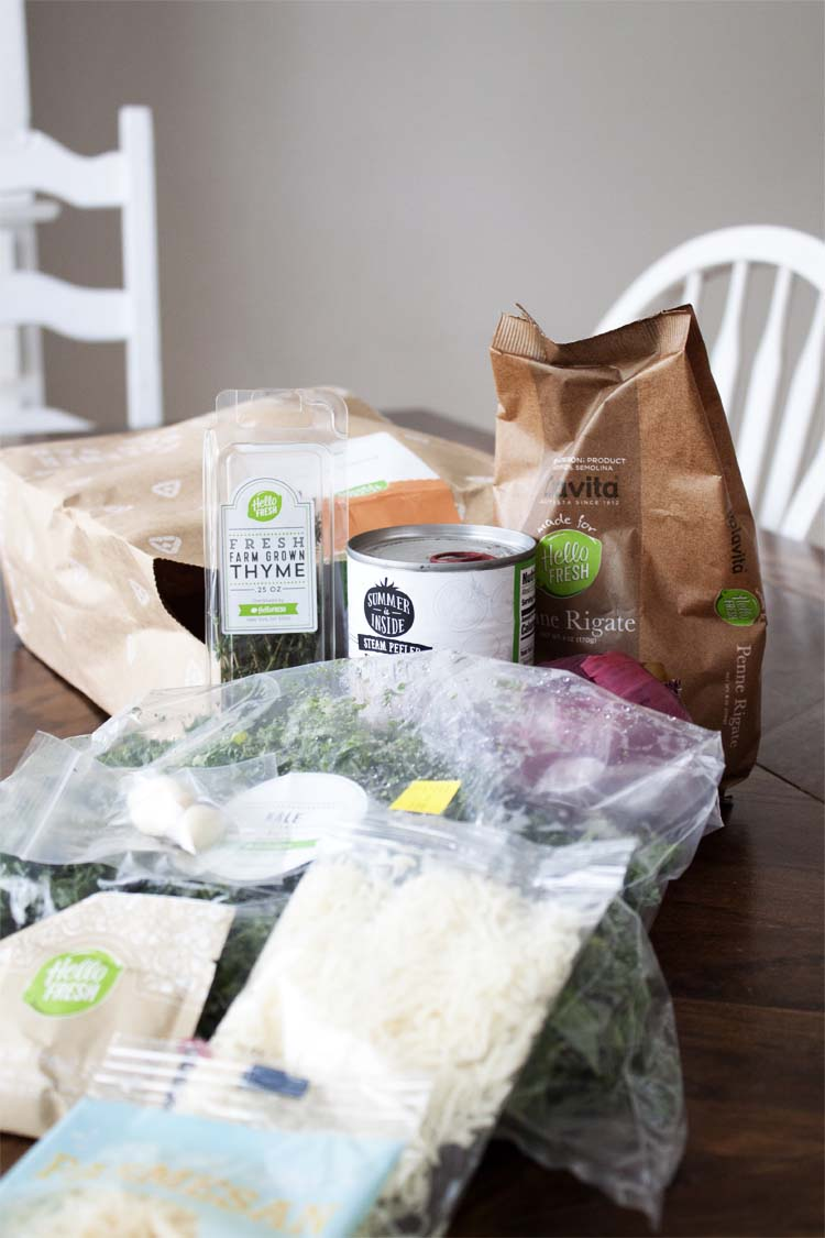 I Subscribed My Teenage Son to HelloFresh