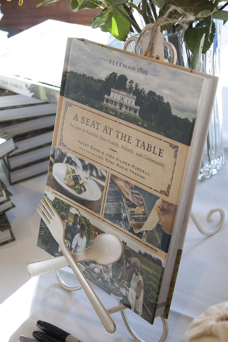 Beekman 1802 Cookbook A Seat at the Table