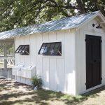 Fancy Farmhouse DIY Chicken Coop Reveal