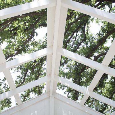 chicken coop rafters