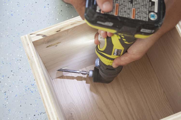Ryobi right angle drill