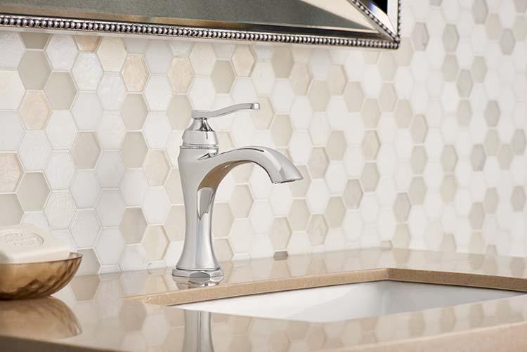 danze by GERBER Draper single handle faucet