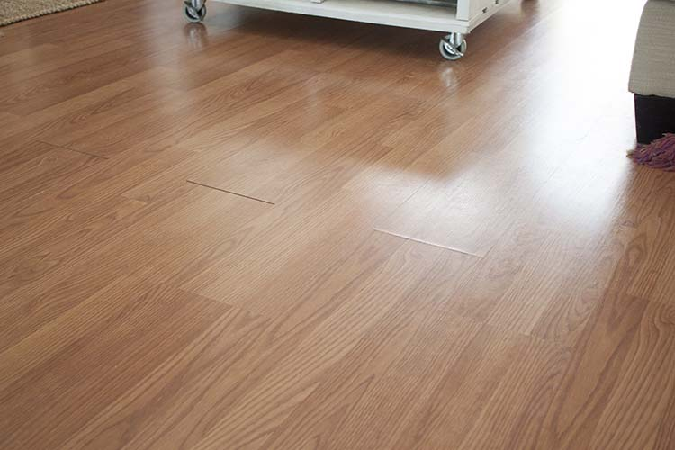 moisture damage laminate flooring