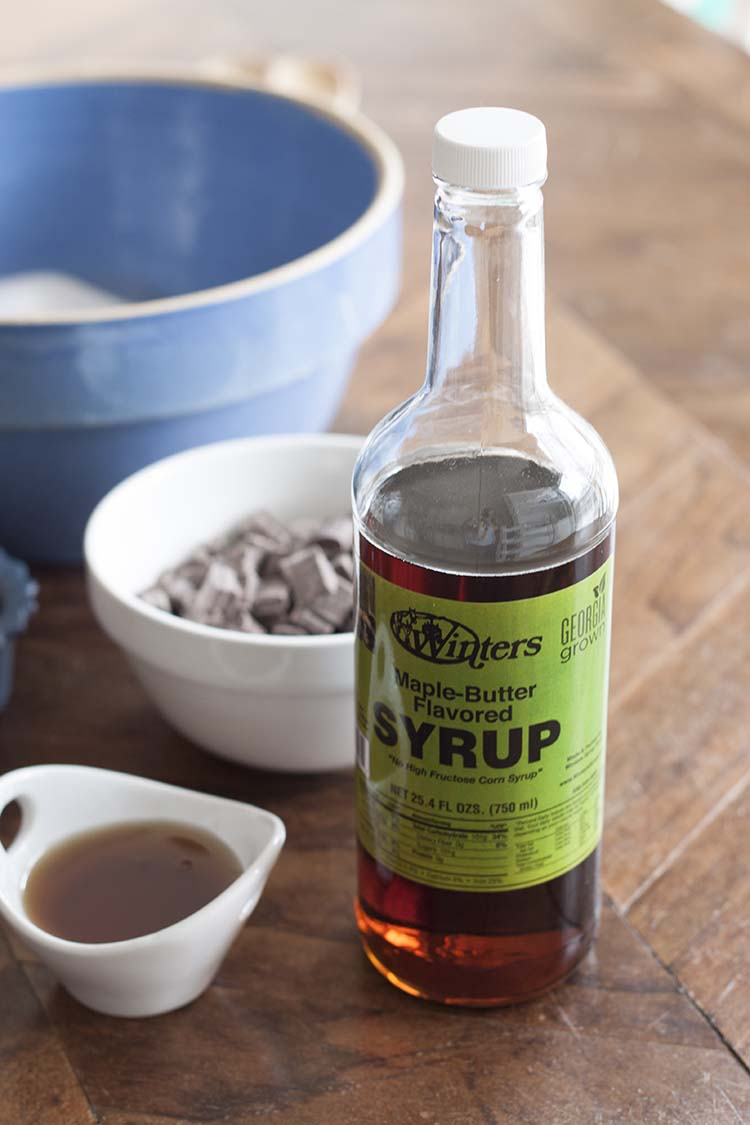 Winters Maple Butter Syrup
