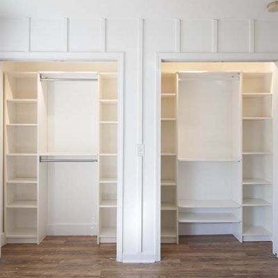 IKEA Hack DIY Closet System | UPDATE