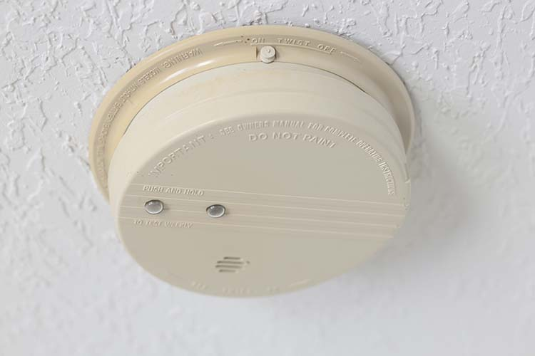 Updating Old Smoke Detectors to Smart Alarms