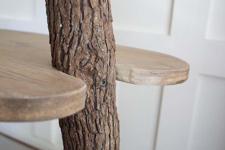 diy cat tree branch