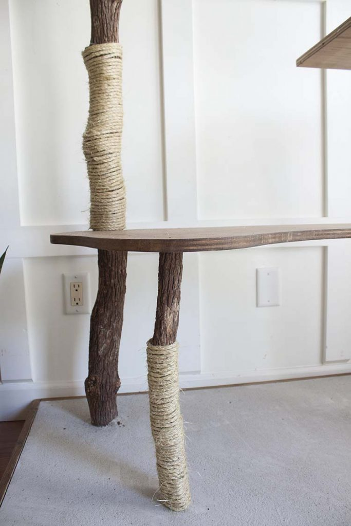 diy cat tree platforms